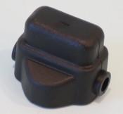 Rubber cover for rear brake stop light switch for Lambretta S1