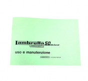 Lambretta J50 Deluxe owners handbook