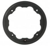 SIP Matt Black tubeless wheel rim Lambretta S1 + S2 + S3 + GP + Serveta