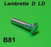 Vite per morsetti supporto leve frizione e freno ant. Lambretta D LD post 1953