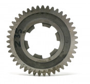 43T 2nd. gear cog for Lambretta J100 Cento (3 speed)
