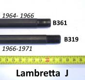 Engine bolt for Lambretta J (models manufactured between 1966-'71)
