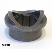Collar for front sprocket spring