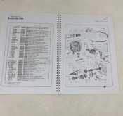 Parts catalogue Lambretta FD125 3 wheeler