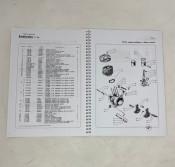 Parts catalogue Lambretta LC125