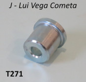 Top hat for rear brake outer cable