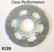 High quality disc (only) for Casa Performance hydraulic brakes X130 + X142