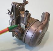 NOS Innocenti choke cable water-shield for SHB carbs for Lambretta J