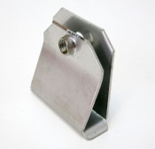 NEW! Pair of SLUK clips for bridgepiece fitment for Lambretta S1 + S2 + S3 + GP DL