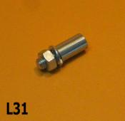 Clutch - brake lever pin