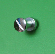 Chromed handlebar lever pin