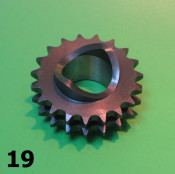 High quality 19T front sprocket