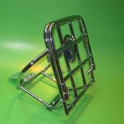 Upright rear carrier & spare wheel holder (Deluxe model) Lambretta S1 S2
