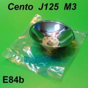 Front headlight reflector + bulb holder Lambretta Cento J125 M3