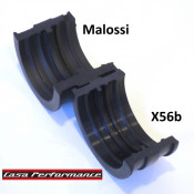 PERFECT FITTING Casa Performance rubber inlet manifold for Dell'Orto 39mm carburettors