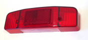 Rear light lense with LOW fixing holes