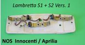Original NOS Innocenti / Aprilia rear light rubber bulb holder Lambretta S1 + S2