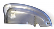 High quality one-piece metal kickstart side sidepanel for Lambretta S1 Framebreather
