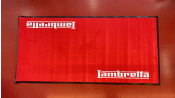 Lambretta carpet