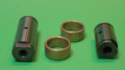 Pair of bronze bushes for torsione bar top knuckle joint (to replace needle bearings)