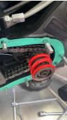 Casa Performance +10% reinforced cush drive spring for Lambretta S1 + S2 + S3 + GP