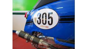 Lambretta BSG305cc - NUMERO UNO! Collezionista Italiano