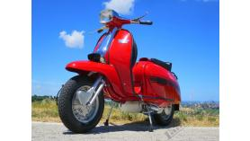 Lambretta GP200 Electronic - Tim Craig, Whitby (UK)