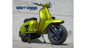 Lambretta GP SST265 - Geoff Smith, UK