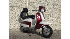 """The Gangster Bike"" Lambretta GT200 - John Wake"