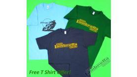 Offerta maglietta RLC GRATIS!