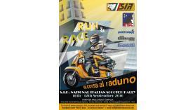 'La Corsa al Raduno' Raduno S.I.R. & Gran Finale E.S.C. - Pomposa Italia 16-18.09.2016