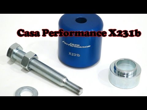 Casa Performance | Lambretta crankshaft & oilseal fitting tool