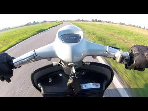 Road Test Lambretta SST265 Casa Performance - Turismo Velocissimo!!!