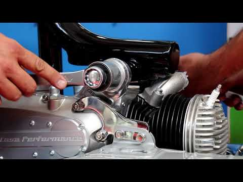 Casa Performance | Why fit off-set frame cones in your Lambretta?