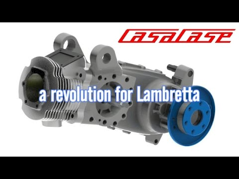 Casa Performance | Lambretta CasaCase assembly instructions