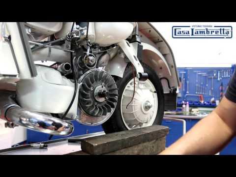 Lambretta Casatronic Ignition Fitting Guide (English version)