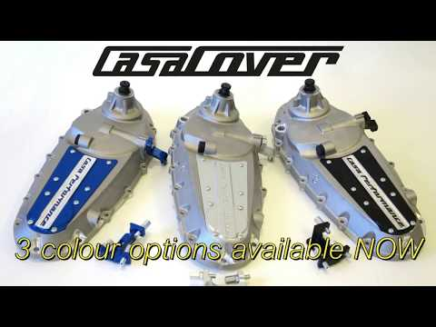 Casa Performance | The CasaCover : how to get a feather-light Lambretta clutch!